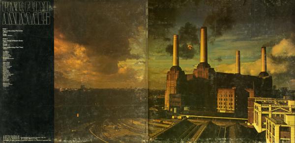 Pink Floyd- Animals