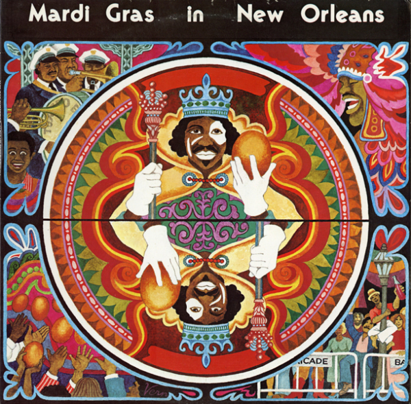 Mardi Gras In New Orleans (Various Artists)