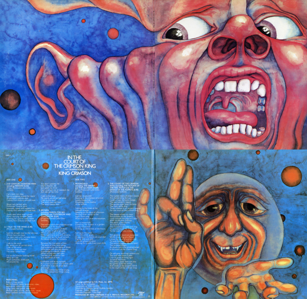 In The Court of the Crimson King Quad