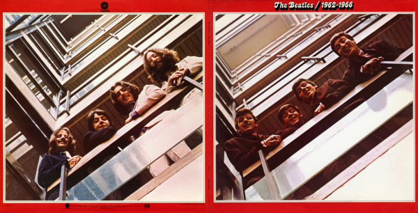 Beatles - 1962-1966 Red