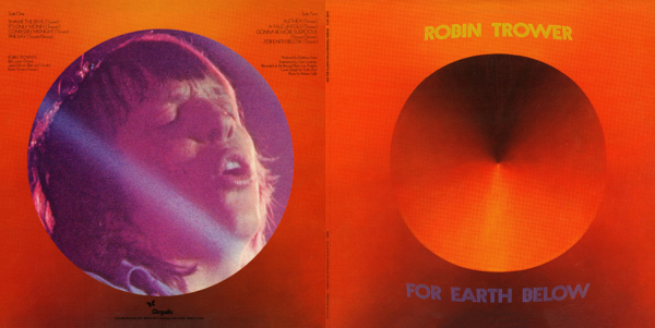 Robin Trower - For Earth Below