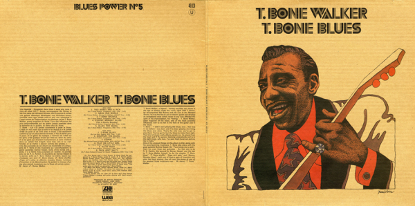 T. Bone Walker - T. Bone Blues
