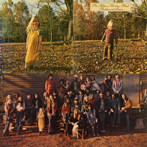 The Allman Brothers Band - Brothers and Sisters Quad