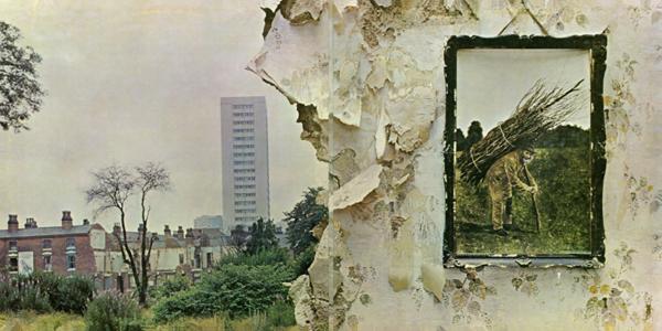 Led Zeppelin - Fourth Album Full Cover
