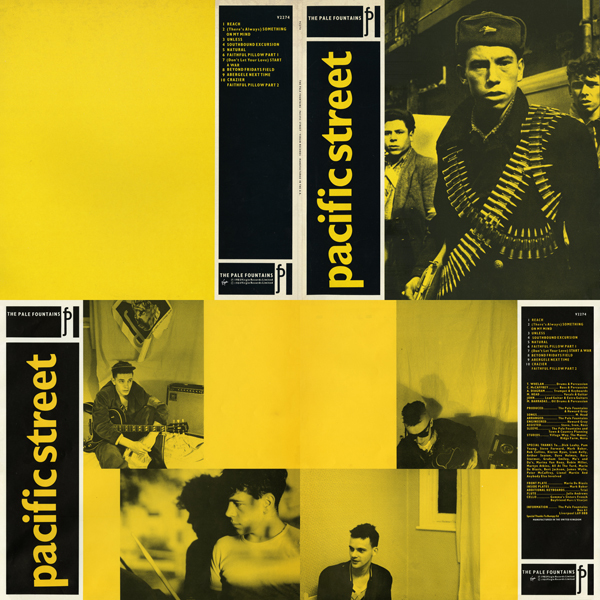 The Pale Fountains - Pacific Street Quad