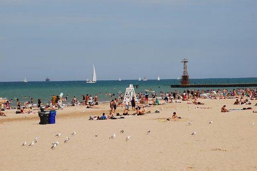 ManCave Chicago - Body Positive Beach Party!