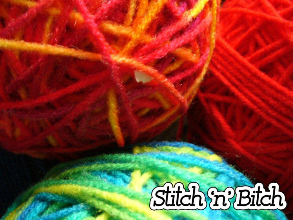 ManCave Chicago - Stitch 'n' Bitch