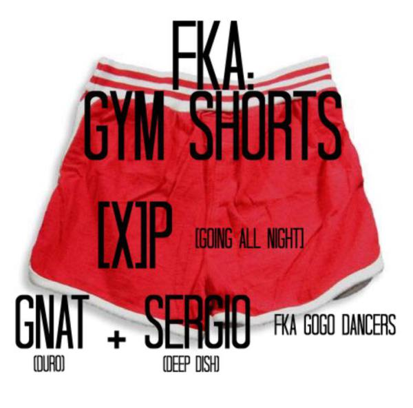 ManCave Goes Dancing - FKA: Gym Shorts