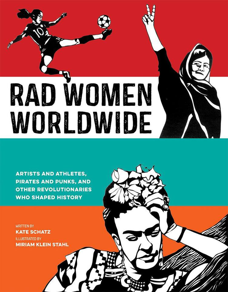 ManCave Attends a Reading: Rad Women Worldwide
