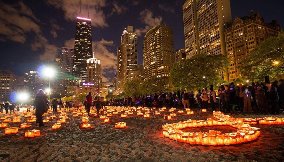 MCC Lights Up the Lakefront