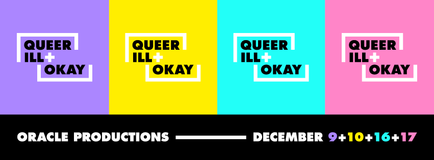 ManCave Loves - QUEER, ILL + OKAY