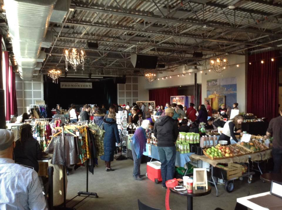 MCC Checks Out the Hyde Park Handmade Bazaar
