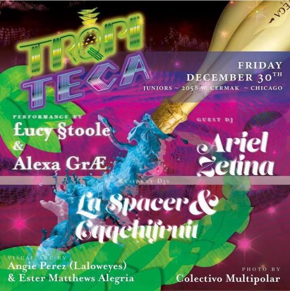 ManCave Goes Dancing - TRQPiTECA New Queer's Eve