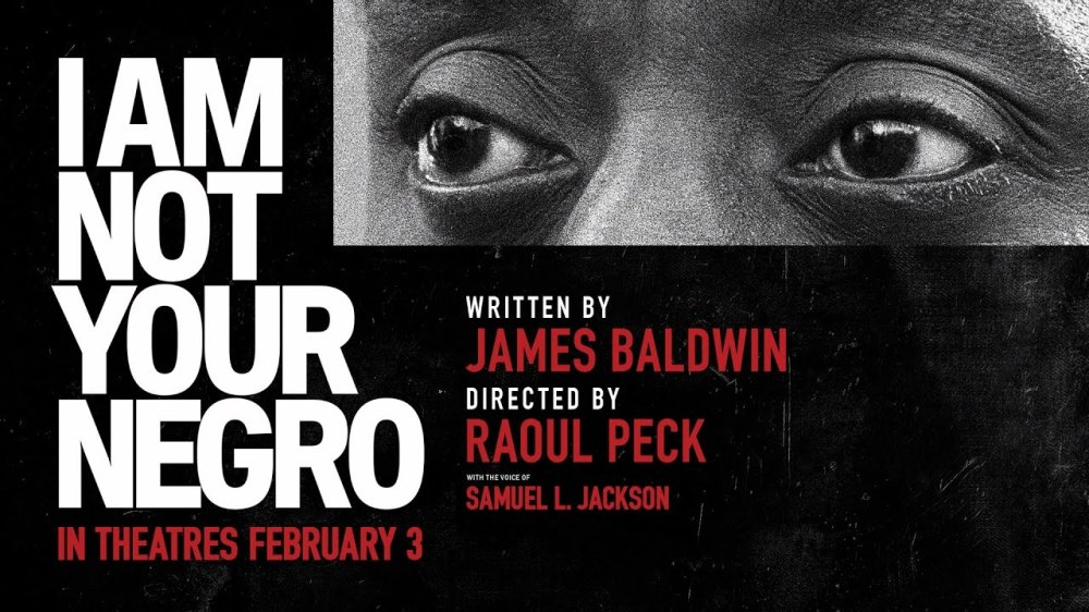 CCC Screens: I Am Not Your Negro
