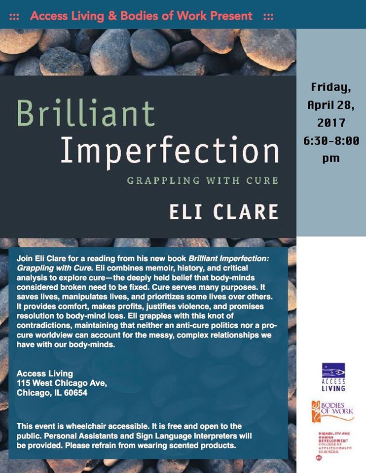 CCC Attends Brilliant Imperfection