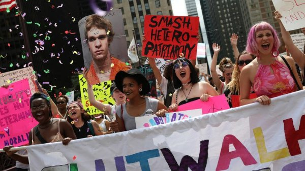 CommunityCave Supports SlutWalk