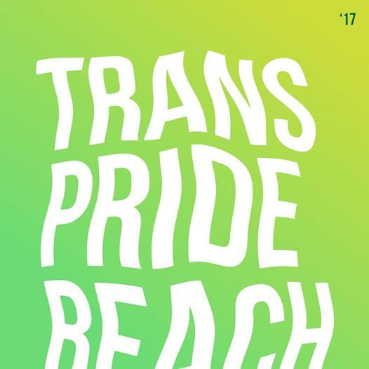 CCC Goes to Trans Beach Party 2017: Get Your Pride!