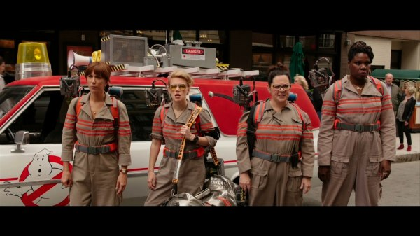 CCC Sees Ghostbusters! in the Park!!!