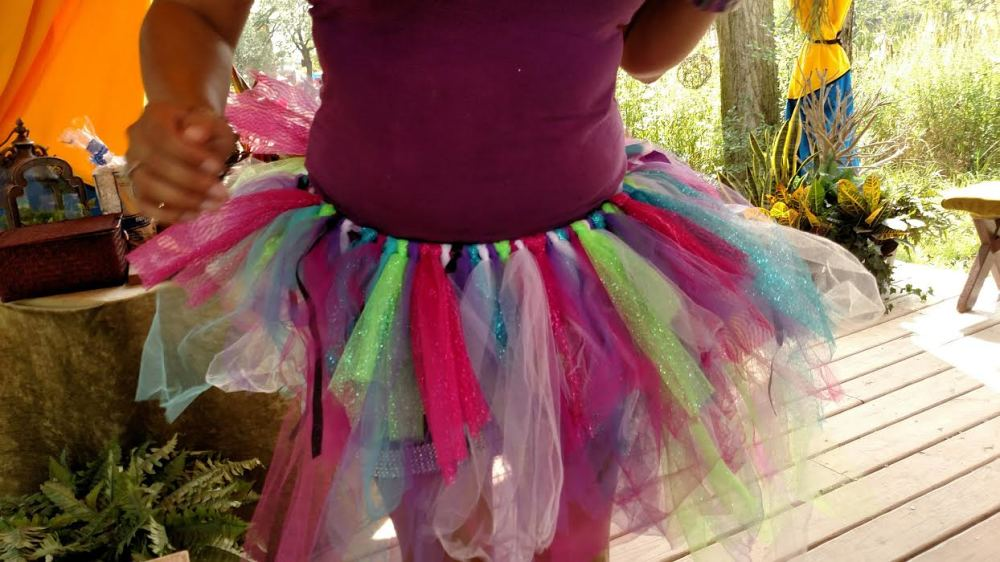 CommunityCave Plus - Tutu Making & T-Shirt Alteration Party