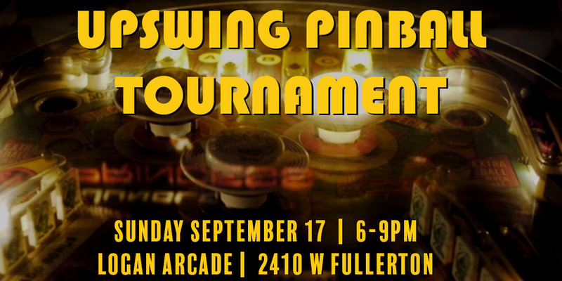 CommunityCave Competes at the Upswing Pinball Tournament