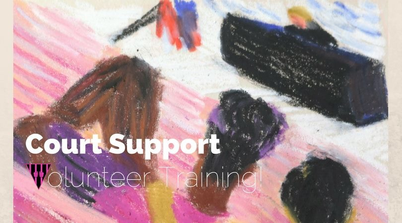 CCC Attends: Black & Pink's Court Support Volunteer Training!