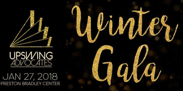 CCC Attends the Upswing Advocates Winter Gala