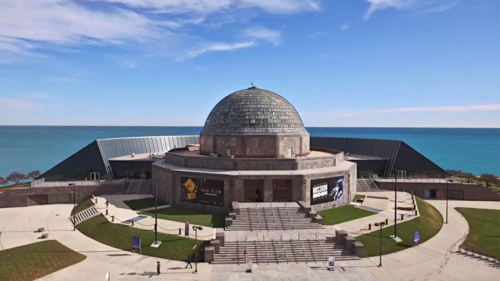 CommunityCave Visits Adler Planetarium