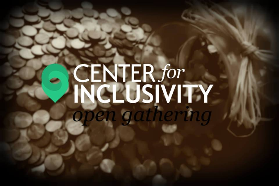 CCC Attends - Open Gathering: Money Talks