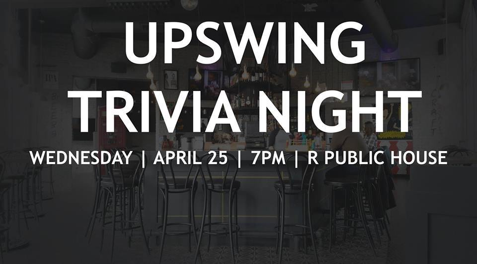 CCC Attends - 2nd Annual Upswing Trivia Night