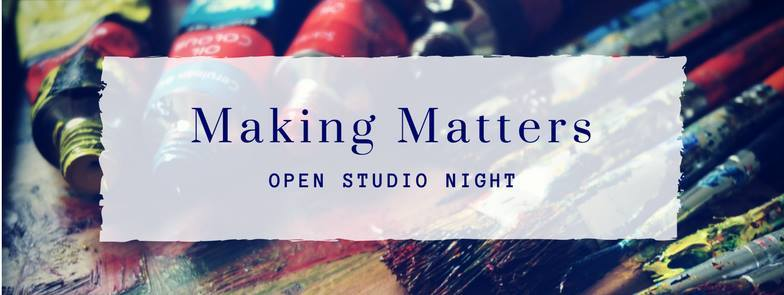 CommunityCave Attends - Making Matters