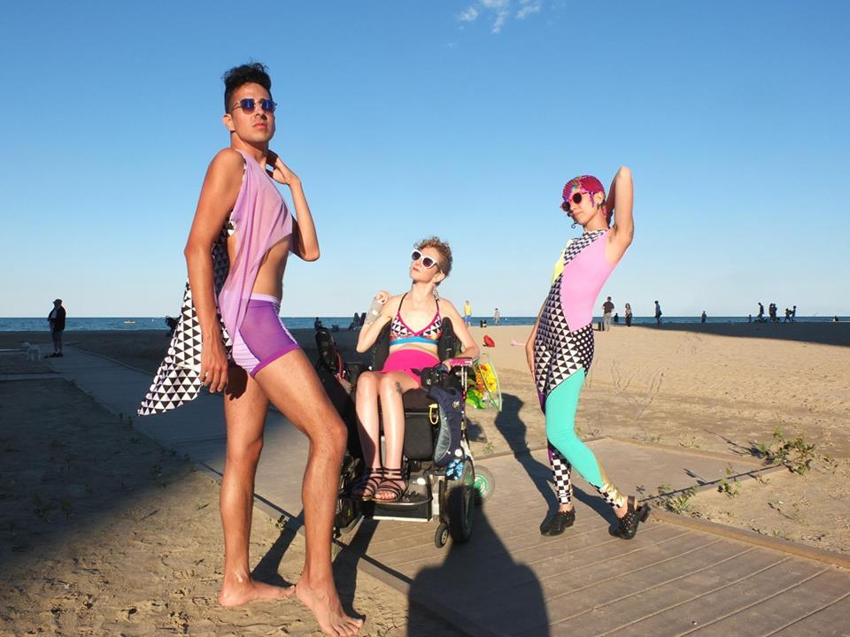 CCC Joins the TLC 2018 Trans Beach Party!