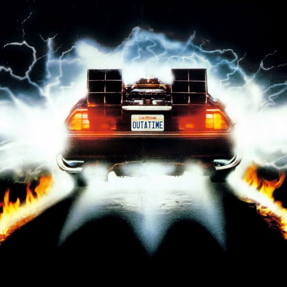 CommunityCave Loves Movies in the Park - Back to the Future!