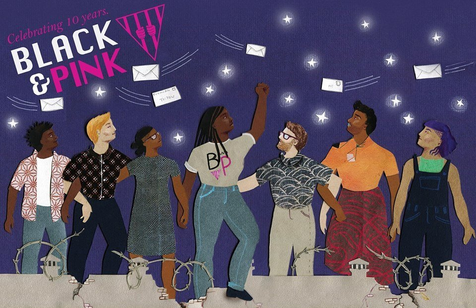 CommunityCave Attends Black & Pink: Chicago's Penpal Matching & Orientation