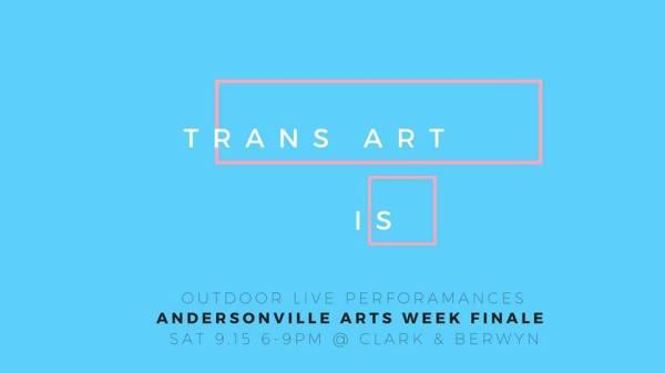 CCC Attends - Trans Art Is Live Performances