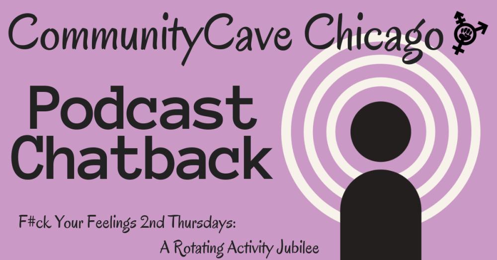 CommunityCave Chicago - Podcast Chatback