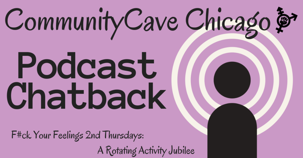 CommunityCave Chicago - Podcast Chatback