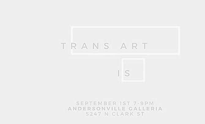CCC Attends Trans Art Is Closing Celebration + Poetry Readings