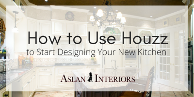How to Use Houzz to Start Designing Your New Kitchen
