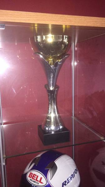 New comers endurance trophy
