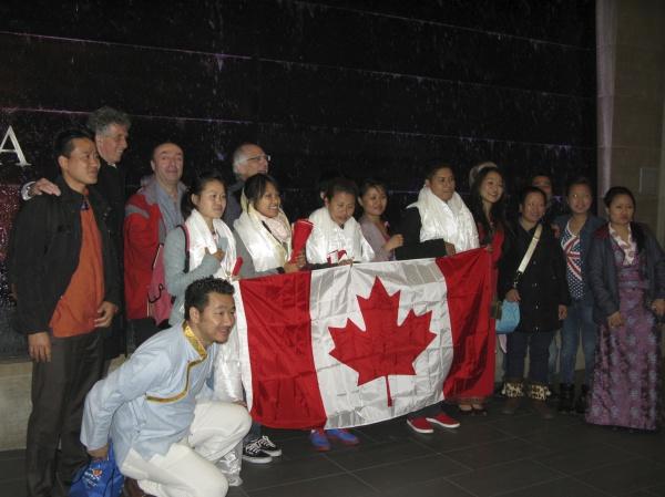 Tibetan Resettlement Project - Ottawa