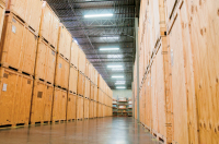 TLS Van Lines Long Distance Moving Company Storage
