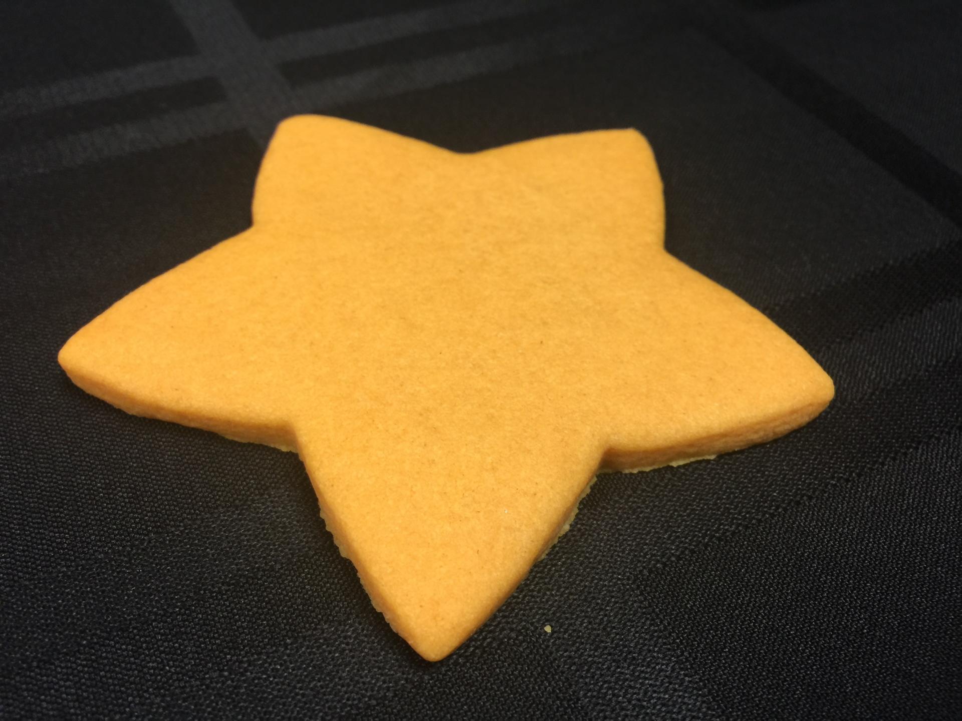 Star Sugar Cookie