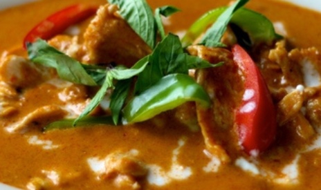 Penang Curry * (medium spice)
