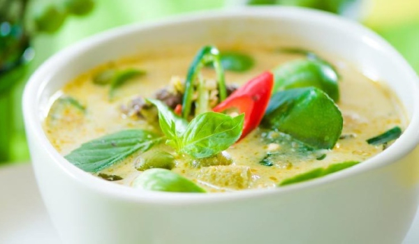 Green Curry* (mild/savory)