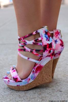 Heels, pumps, boots