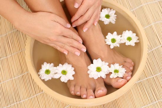 Help your Sleep with Clean Soft Feet