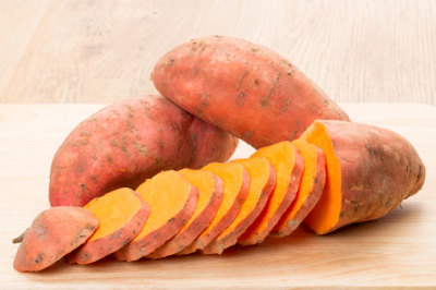 Sweet Potato for your Health and Happiness