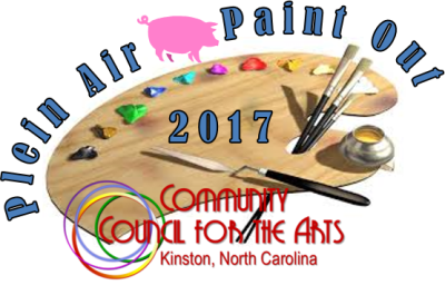 Plein Air Paint Out -- May 3-6