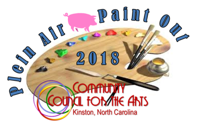 May 2-5 -- Plein Air Paint Out