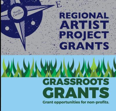 September 7 -- Deadline for Regional Artist Project Grants